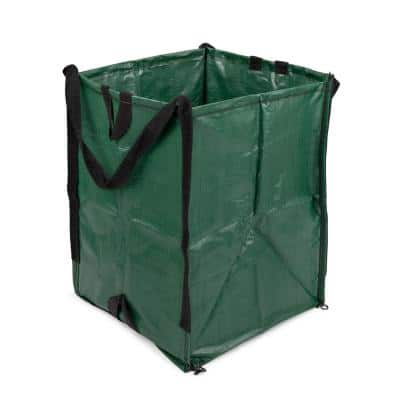 DuraSack 48 Gal. Green Outdoor Polypropylene Reusable Lawn and Leaf Bag (1-Pack)