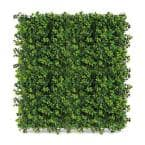20 in. x 20 in. Mix Leaf Foliage Indoor/Outdoor Panels (4-Pack)