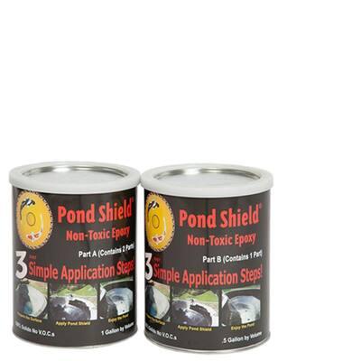 Pond Shield 1.5-gal. Clear Non Toxic Epoxy