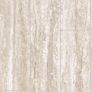 Travertine Plank Stone Residential/Light Commercial Vinyl Sheet Flooring 12ft. Wide x Cut to Length