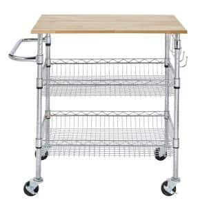 StyleWell Kitchen Carts on Sale from $69.30 Deals