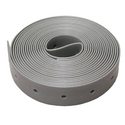 3/4 in. x 25 ft. Plastic Pipe and Duct Hanger Tape