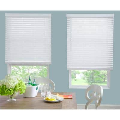 Classic 2 in. Faux Wood Blind
