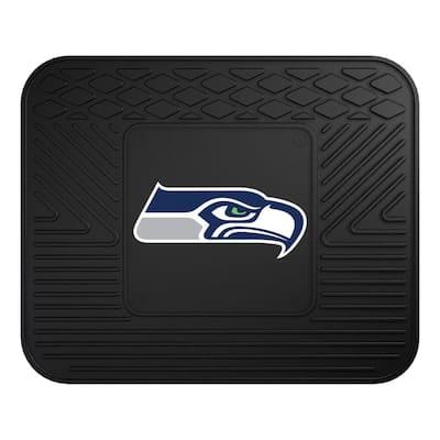 Seattle Seahawks 14 in. x 17 in. Utility Mat