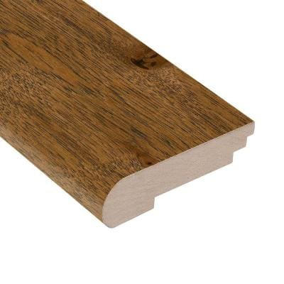 Forest Trail Hickory 3/8 in. Thick x 3-1/2 in. Wide x 78 in. Length Stair Nose Molding
