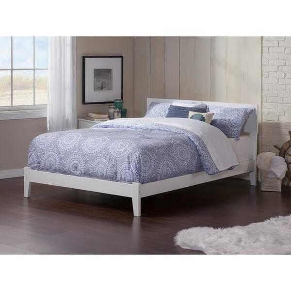 Atlantic Furniture Orlando White Queen, Atlantic Bed And Furniture