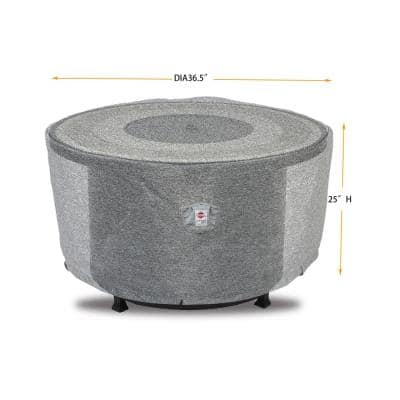 Platinum Shield Outdoor Wedge Accent Table Cover