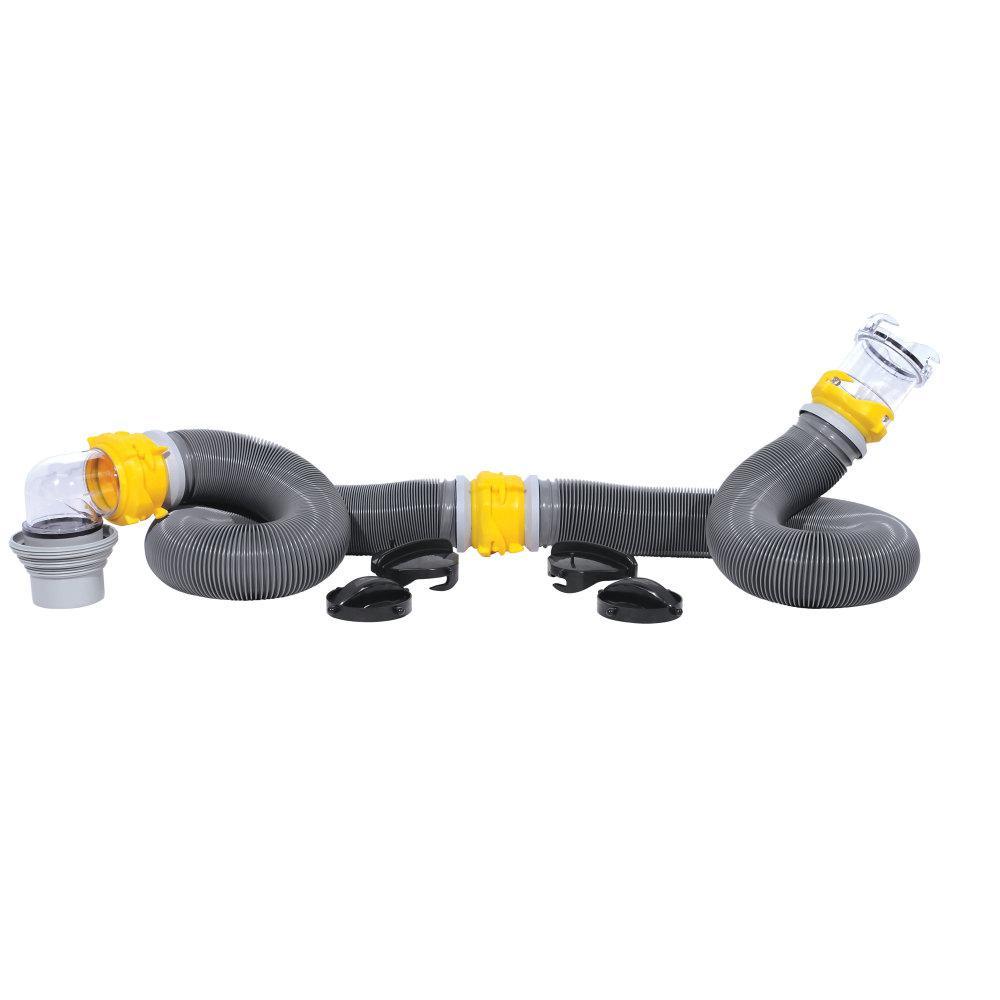 Super Kit RV Sewer Hose Kit - 20'