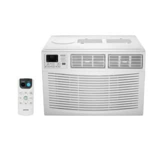 15,000 BTU Window Air Conditioner with Dehumidifier and Remote
