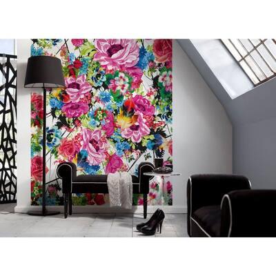 Komar Wall Murals Wall Decor The Home Depot