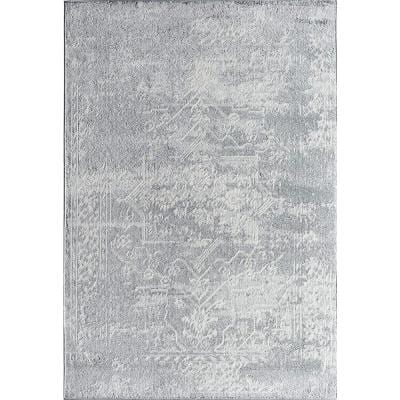 Gabriel Fine Sand Gray 8 ft. x 10 ft. Area Rug