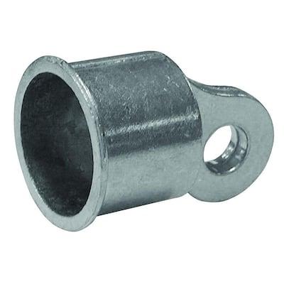 1-3/8 in. Aluminum Rail End
