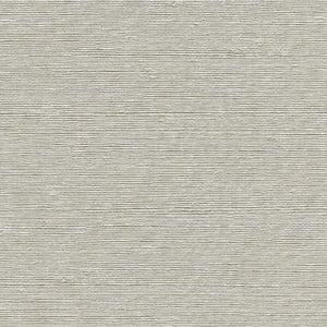 Aspero Light Grey Faux Grasscloth Light Grey Wallpaper Sample