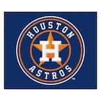 Houston Astros 5 ft. x 6 ft. Tailgater Rug