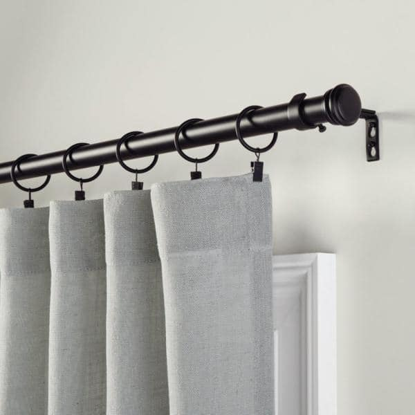 Curtain Clip Rings, How To Hang Curtains On Hooks And Rings