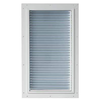 12-3/4 in. x 25 in. Armor Flex Weather Energy Efficient Pet Door with Magnetic Closure for Doors or Walls