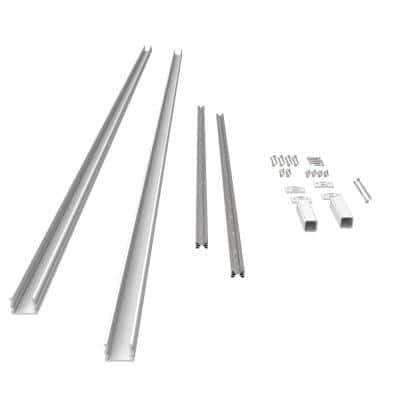 8 ft. TF Cable Beam Set in White