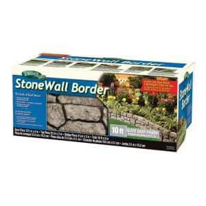 Dalen Products 6 in. x 10 ft. StoneWall Border