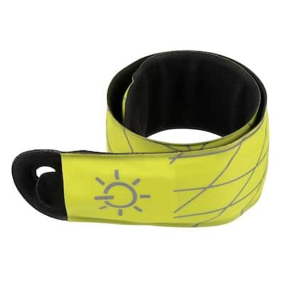 SlapLit Neon Yellow LED Slap Wrap