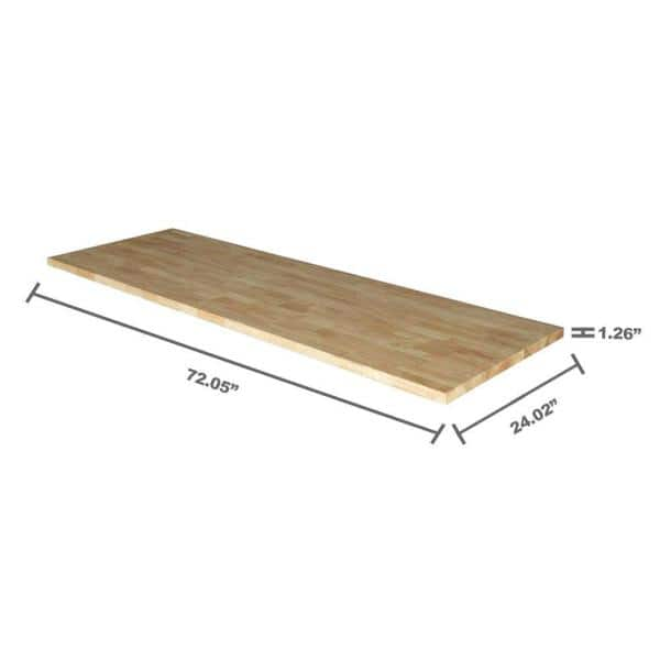 48 Round Wood Table Top Home Depot, Round Table Tops Home Depot