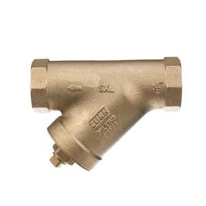 1-1/2 in. Cast Bronze Y Type Strainer