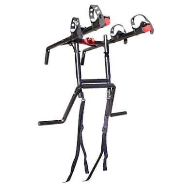 70 lbs. Capacity 2-Bike Vehicle Spare Tire Bike Rack