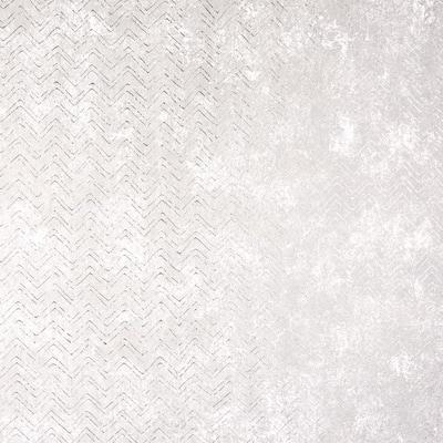 Chevron Grey Wallpaper Sample