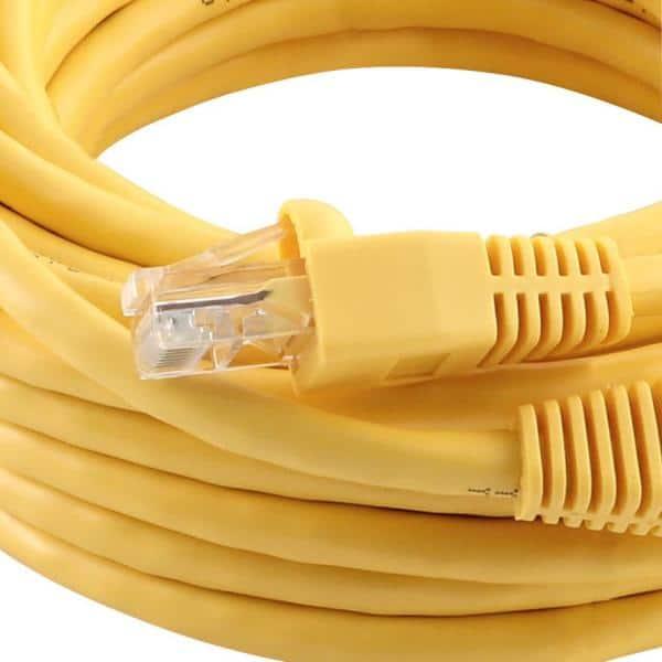 SoDo Tek TM RJ45 Cat5e Ethernet Patch Cable For Samsung ML-1750 Printer Blue 25 ft