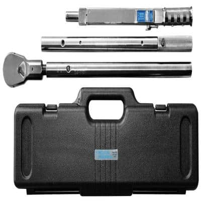 3/4 in. Torque Wrench and Breaker Bar Handle Combo Pack