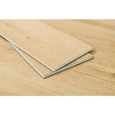Take Home Sample - Omnia Bonafide Canvas SPC Vinyl Plank Flooring - 9 in. W x 60 in. L