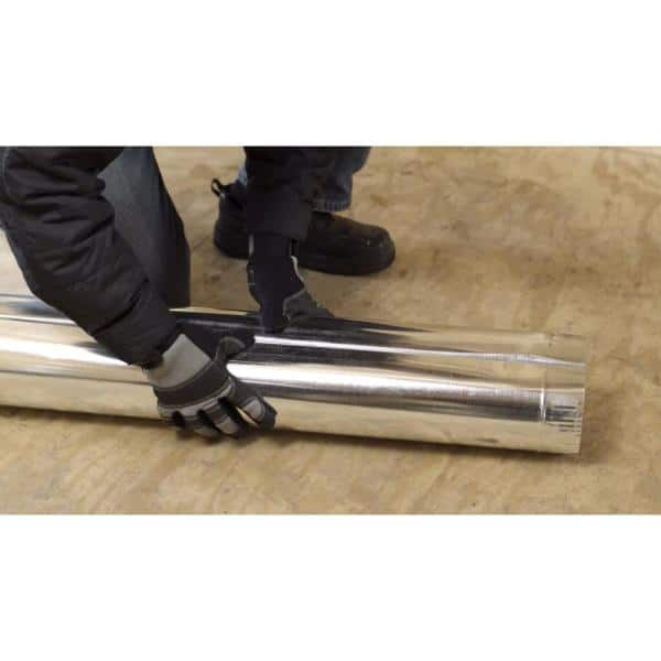 Steel Pipe Frame 200mm Length 14//18//20//22//24//26//27//28//30 // Mm Inner Diameter 34mm Outer Diameter Engfgh Stainless Steel Capillary Size : 18mmx34mmx200mm DIY Intake Pipe