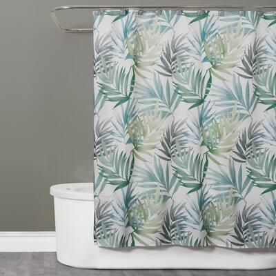 Maui 72 in. Shower Curtain in Multi Color