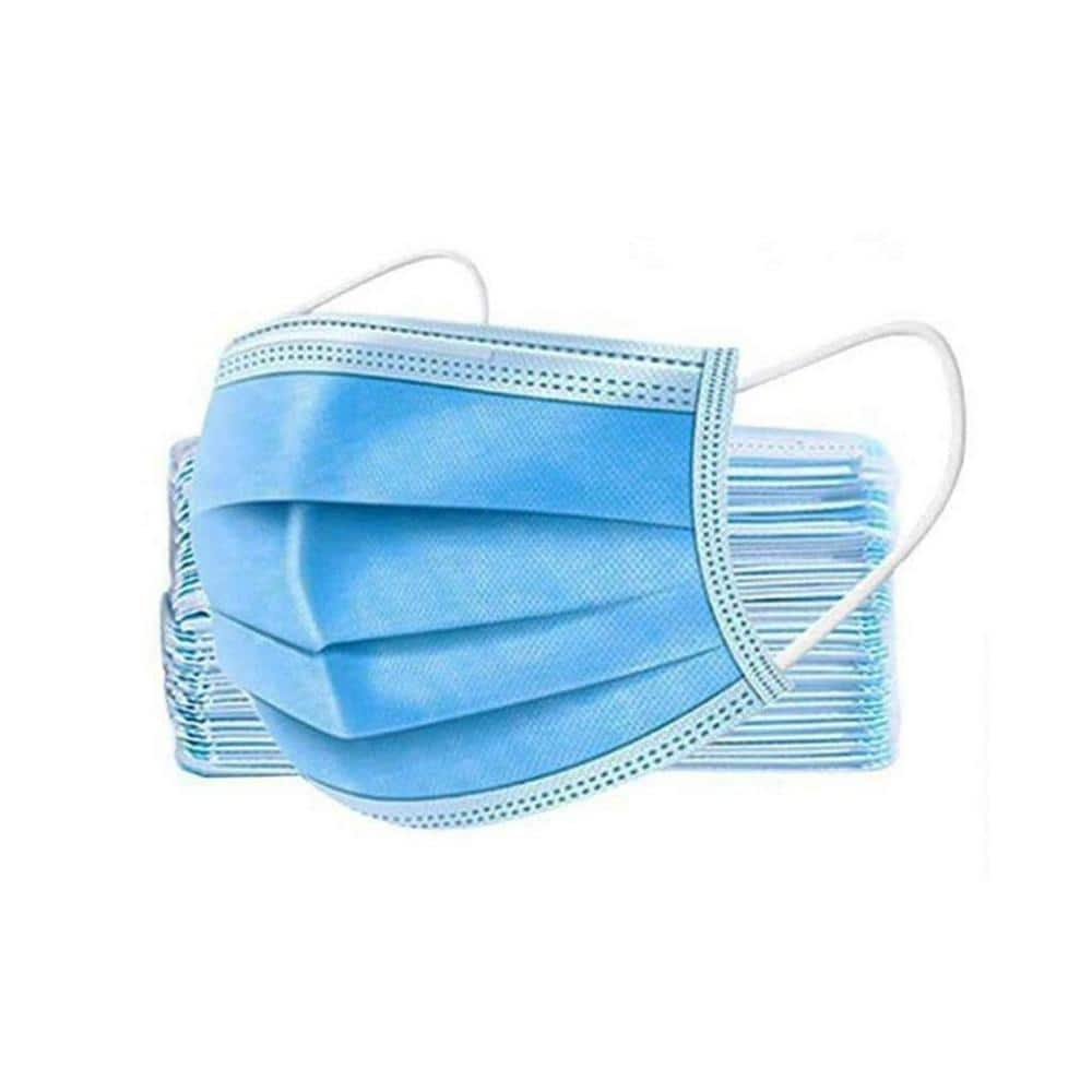 Generic 3-Ply Kids Disposable Face Mask (50-Pack)