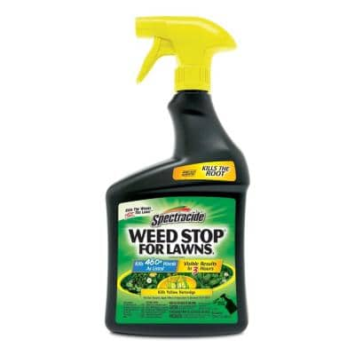 Weed Stop for Lawns 32 oz. Ready-To-Use Lawn Weed Killer