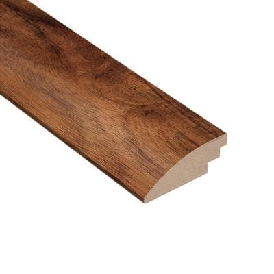 Tobacco Canyon Acacia 3/8 in. Thick x 2 in. Wide x 78 in. Length Hard Surface Reducer Molding