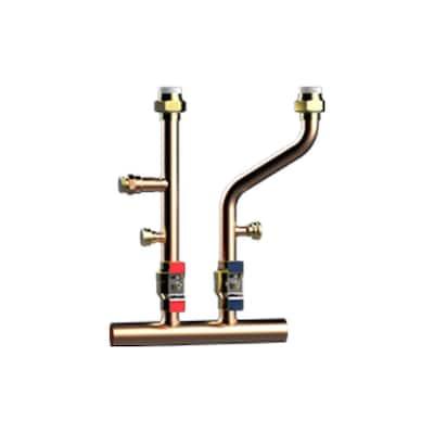 Manifold Kit for NRCB199DV and NRCB180DV Select Tankless Water Heaters