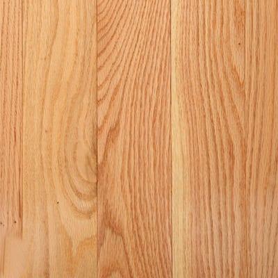 American Originals Natural Oak 3/4 in. T x 3-1/4 in. W x Varying L Solid Hardwood Flooring (352 sq. ft. / pallet)