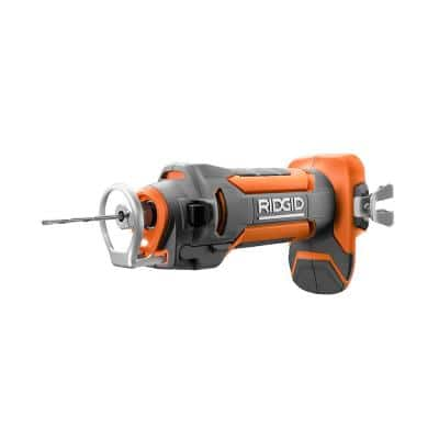 18-Volt Drywall Cut-Out Tool