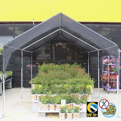 10 ft. x 20 ft. Garden Shade Canopy