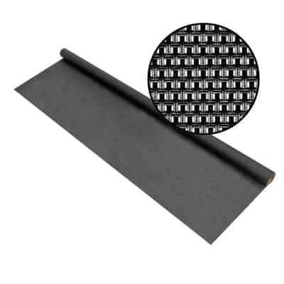60 in. x 96 in. Charcoal Super Solar Screen