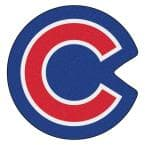 MLB - Chicago Cubs 30 in. x 30.7 in. Indoor Area Rug Mascot Mat