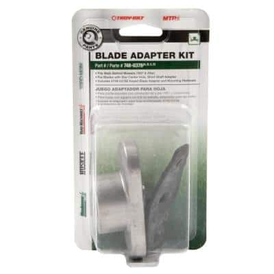 Blade Adapter Kit for Mowers (1997 and After) Replaces OE# 753-0588