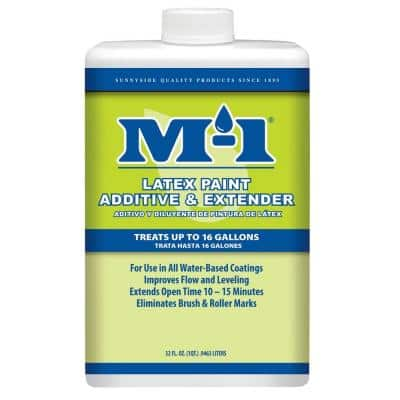 1 qt. Latex Paint Additive and Extender