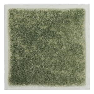 Vinyl 4 in. x 4 in. Self-Sticking Wall/Decorative Wall Tile in Forest (27 Tiles Per Box)