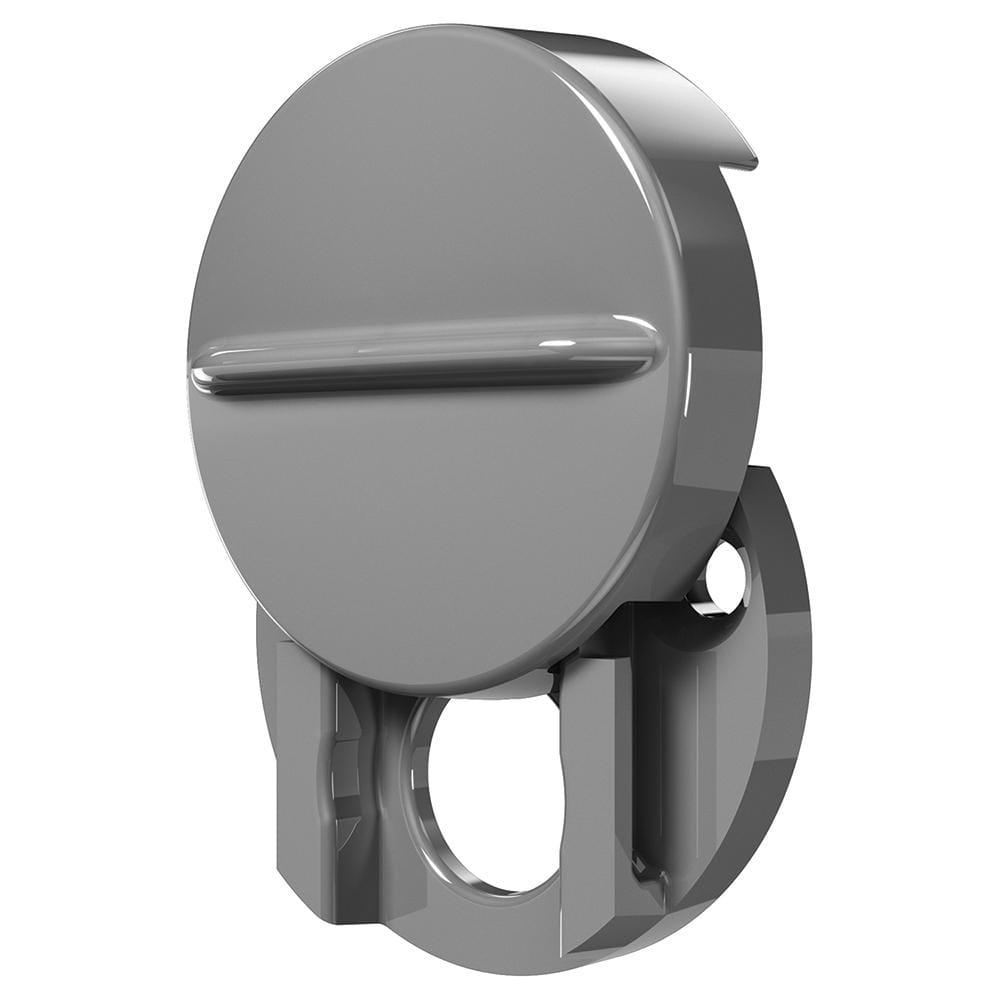 one-way 200 gradi in lega di zinco Peep hole Front Viewer con coperchio per privacy visore per porte di sicurezza durevole visore per porte per home office hotel Argento