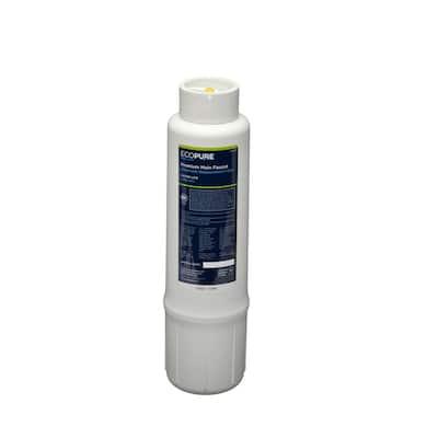 Premium Main Faucet Under Sink Replacement Water Filter Cartridge