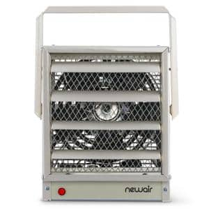 17,060 BTU 5000-Watt Electric Garage Heater