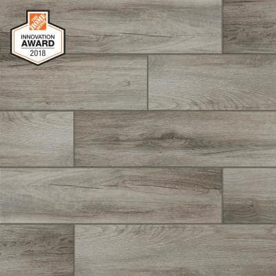 Shadow Wood 6 in. x 24 in. Porcelain Floor and Wall Tile (392.85 sq. ft./Pallet)