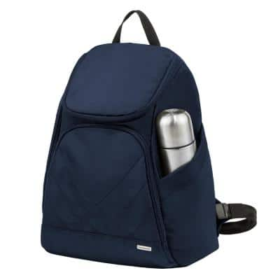 16 in. Anti-Theft Midnight Backpack