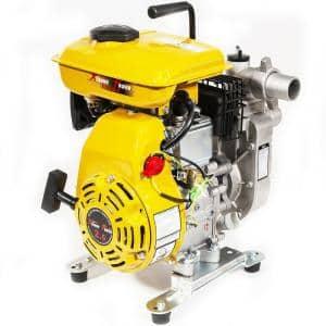 2.5 HP 1.5 in. Portable Gas-Powered Non-Submersible Semi-Trash Water Pump
